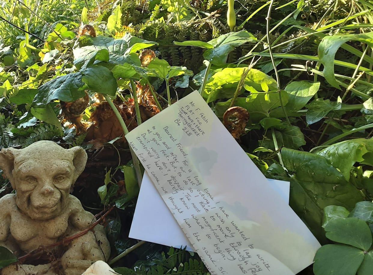 Faery Fetch Letter